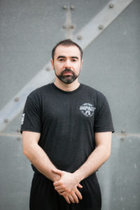 Yury - Chief Krav Maga Instructor