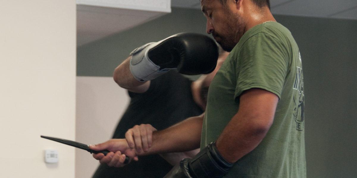 Full Contact Training at Impact Krav Maga