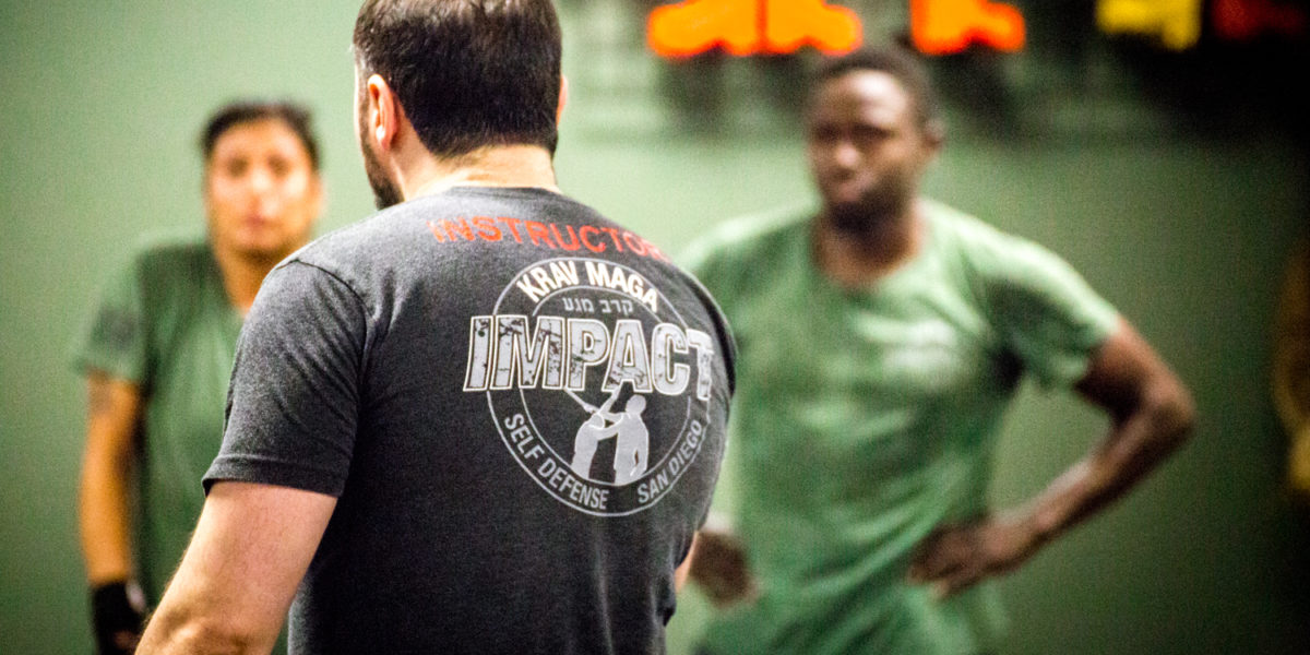 You Play a Critical Role in Your Krav Maga Training | Krav